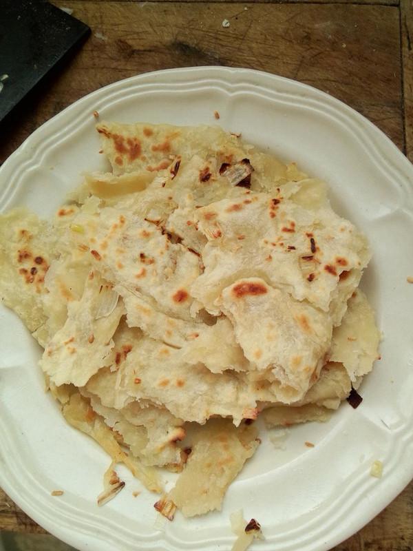 葱花饼的做法