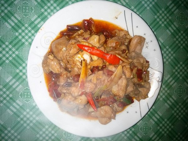 重庆辣子鸡的做法