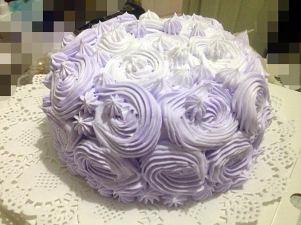 奶油玫瑰红丝绒蛋糕Red Velvet Cake的做法