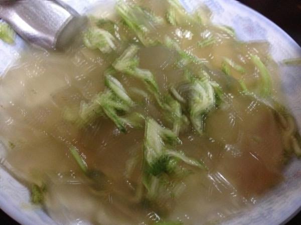 绿豆凉粉粥粥甜还是吃咸v绿豆图片