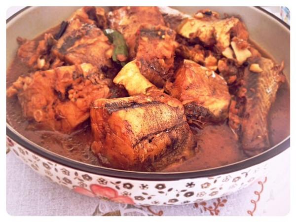 豆豉烧鳕鱼的做法