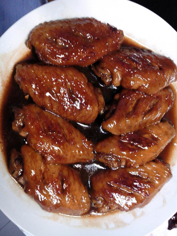 简单美味:可乐鸡翅的做法