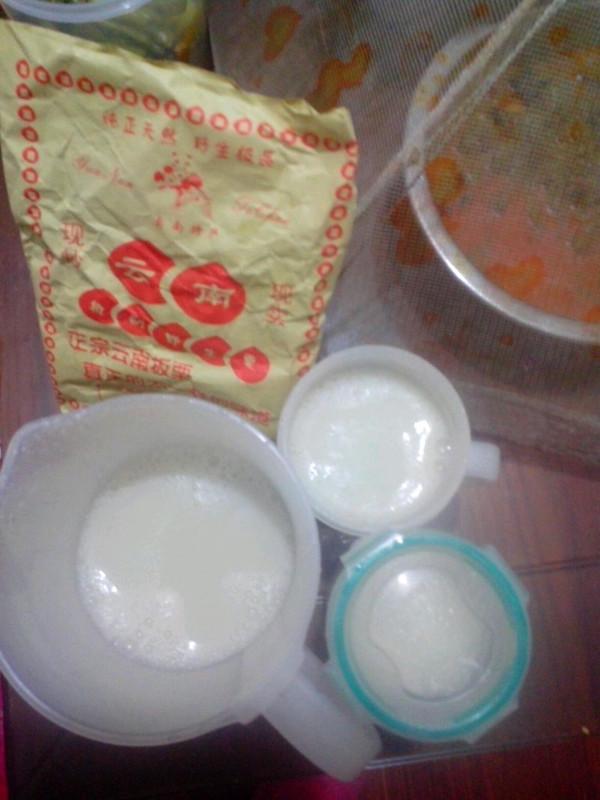 燕麦板栗豆浆的做法