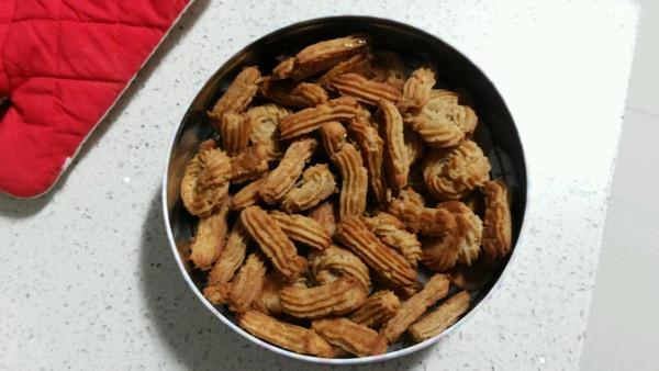 豆渣饼干的做法