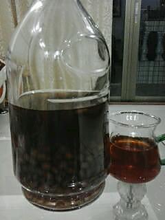 石榴酒的做法