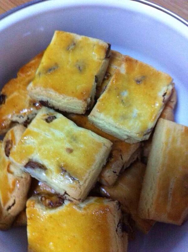 葡萄奶酥饼干的做法