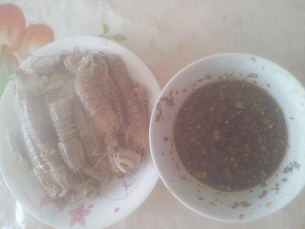 盐水皮皮虾的做法