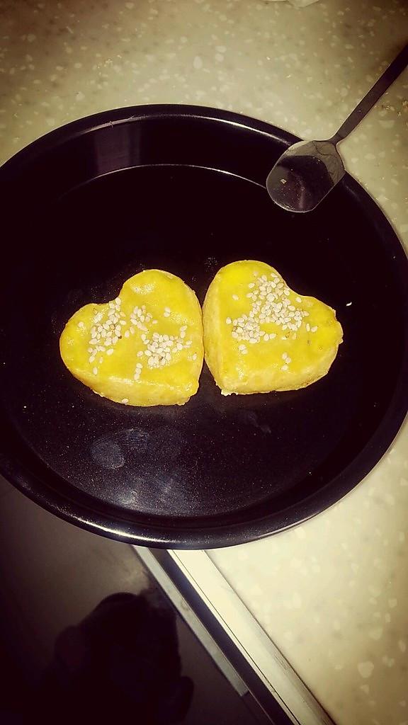 香糯红薯饼的做法