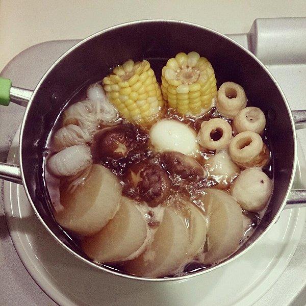 日本料理关东煮 的做法