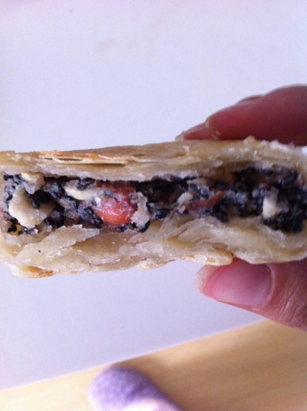 自制五仁月饼的做法