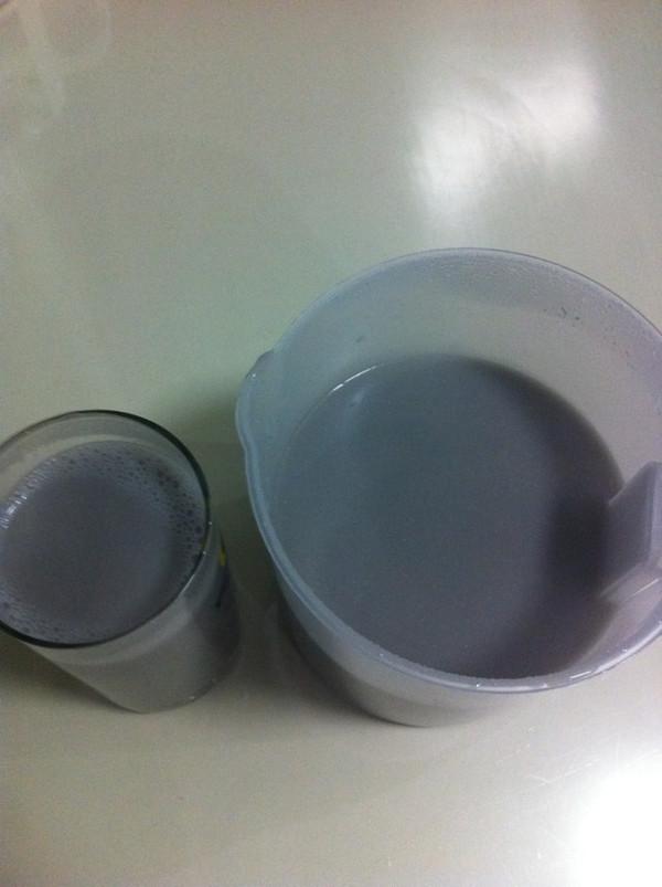 芝麻黑豆浆的做法