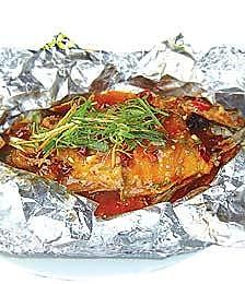 芪烧活鱼的做法