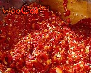 辣椒系列食品加工方法 的做法