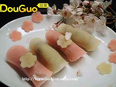 樱花饼的做法