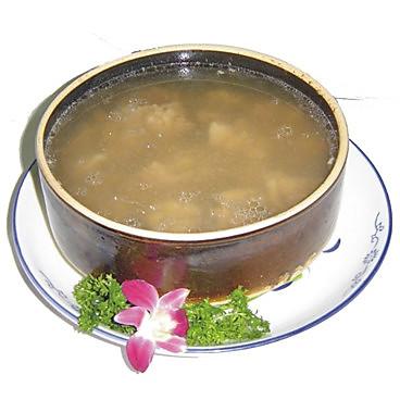 客家春节必备菜——猪肉汤的做法