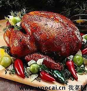 西式火鸡的做法