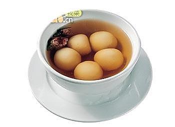 珍珠汤圆的做法