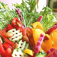 新年瘦身:蔬菜总汇沙