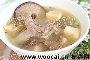 茶树菇老鸭煲的做法