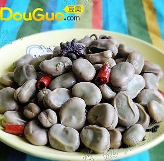 无油下酒菜——五香蚕豆的做法