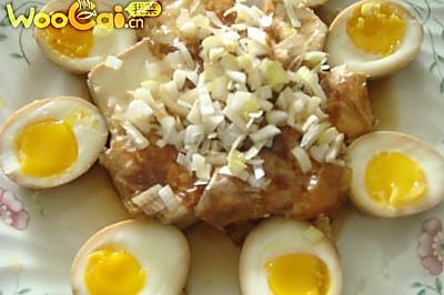 冰镇黄金溏芯蛋