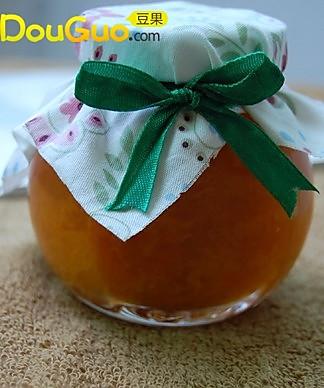 酸甜杏酱的做法