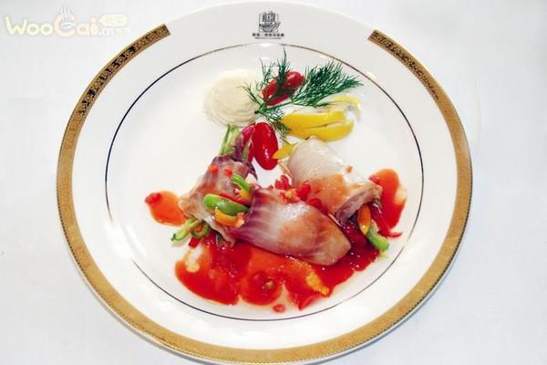 法式鱼卷的做法