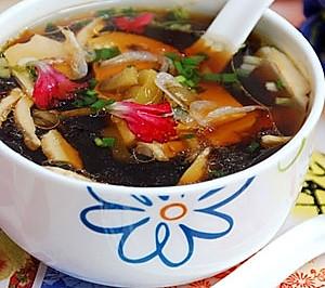 饮食调理:豆花汤