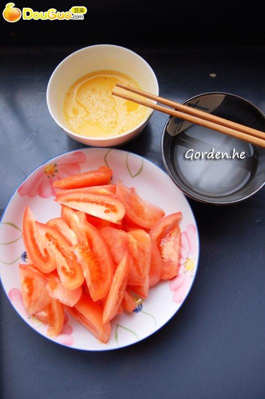 西紅柿雞蛋拌飯——一個人也要好好吃飯圖片