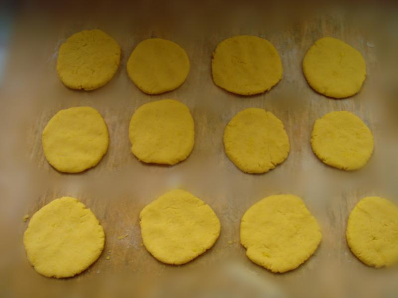 香糯南瓜饼的做法步骤