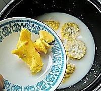 奶香玉米棒的做法图解5