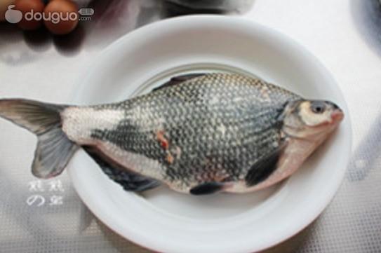 清蒸武昌鱼的做法步骤