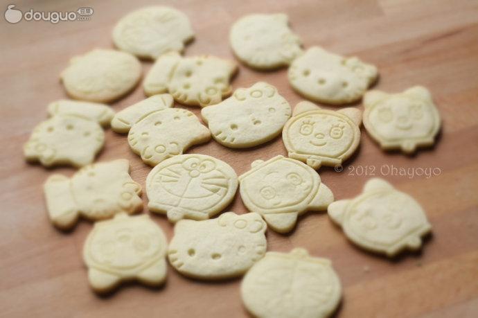 基础造型饼干的做法_基础造型饼干怎么做