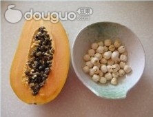 木瓜银耳汤 - 一叶一绿洲 - 一叶一绿洲
