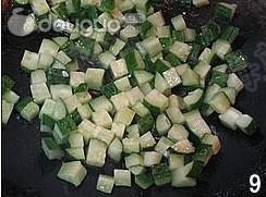 酱爆肉丁的做法 酱爆肉丁怎么做好吃 海蓝澜 家常做法大全