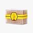 舌尖上Honey 原生态新疆黑蜂山花蜂蜜 巢蜜 250g/盒 17年8月新蜜 成熟封盖蜜小图1